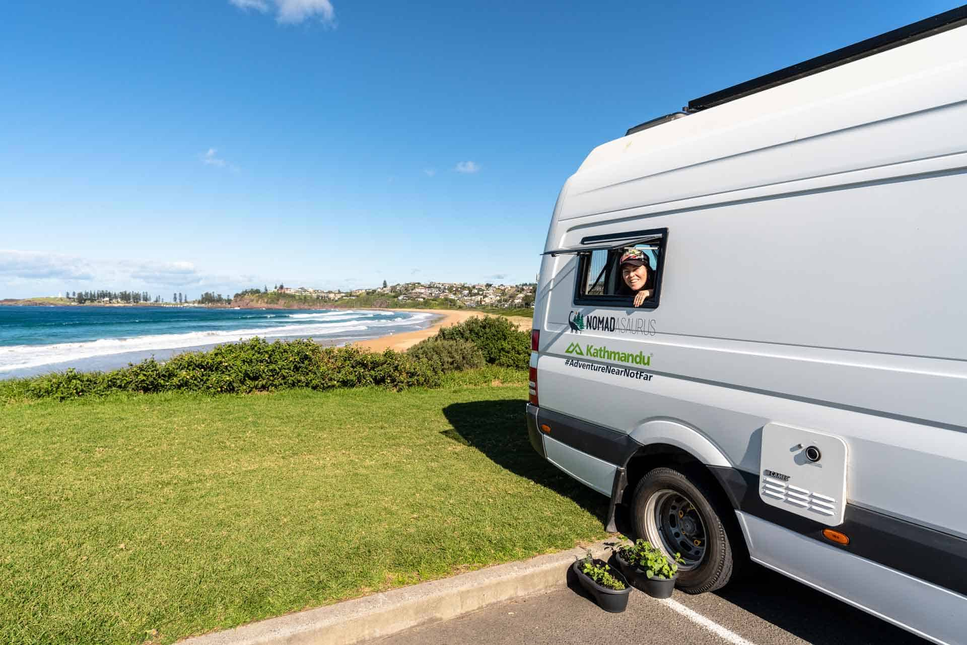 Buying verses renting a campervan