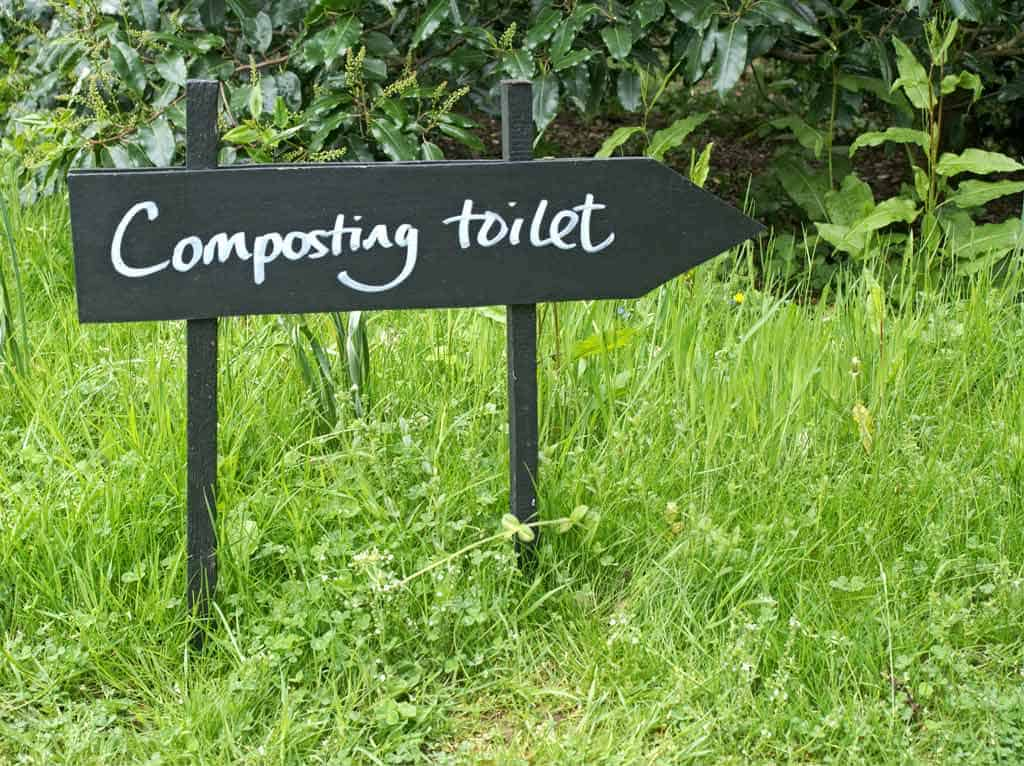 Compost Toilet this way