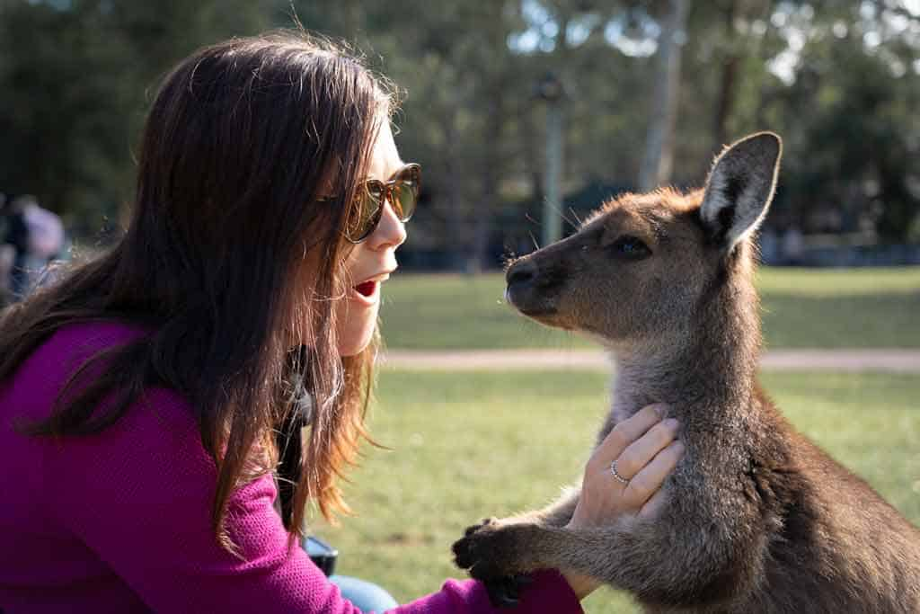 Alesha Kangaroo