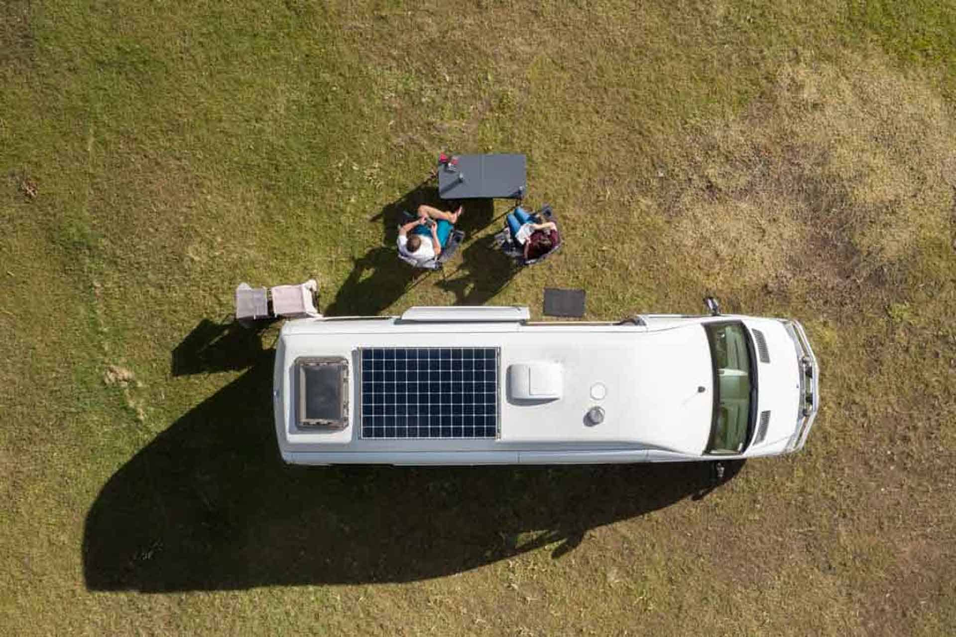 Best Campervan Solar Panels