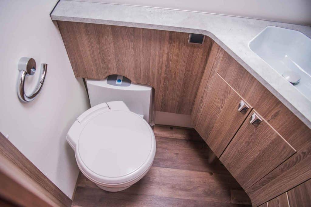 Best Campervan Toilets