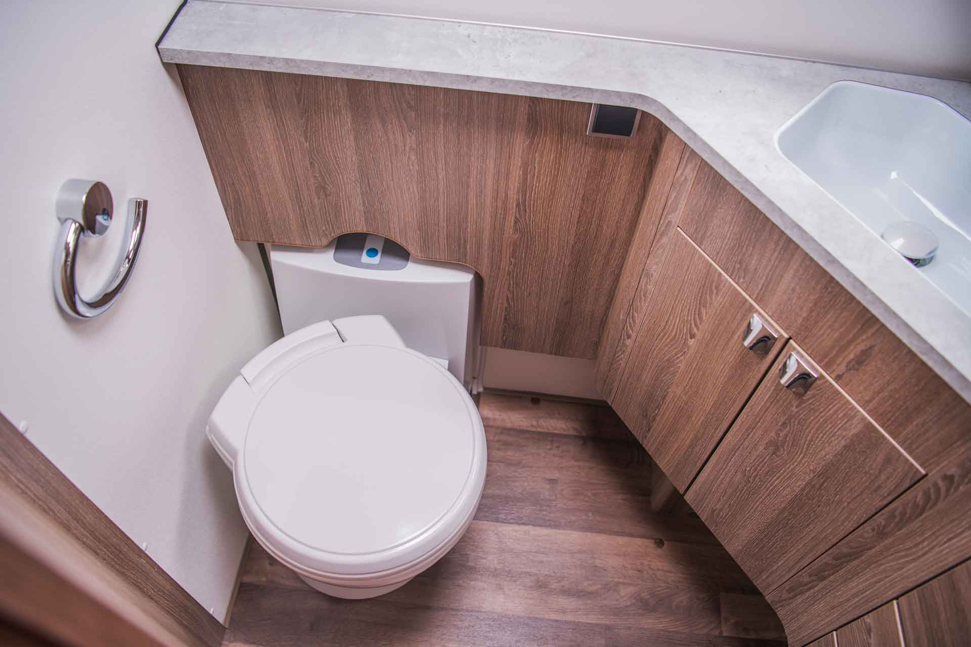 Best Campervan Toilets