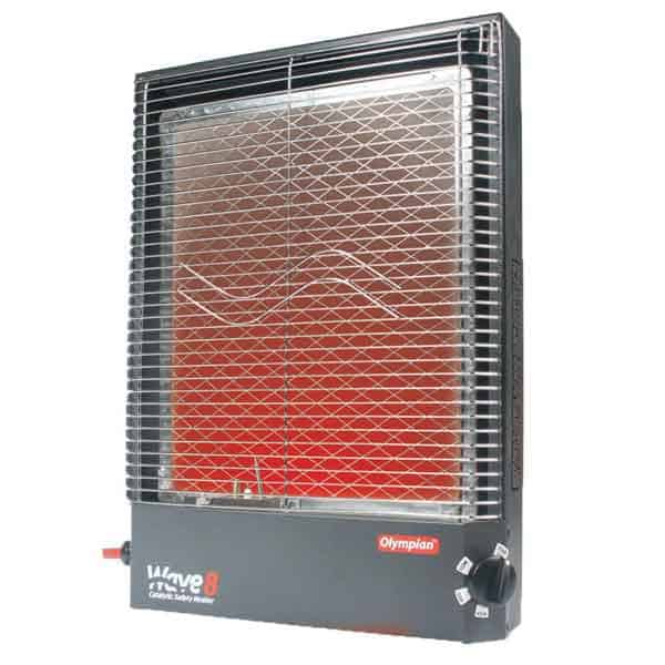 Camco Wave Heater