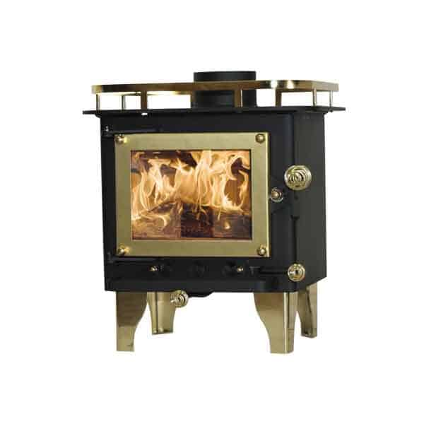 Cubic Woodfire Stove