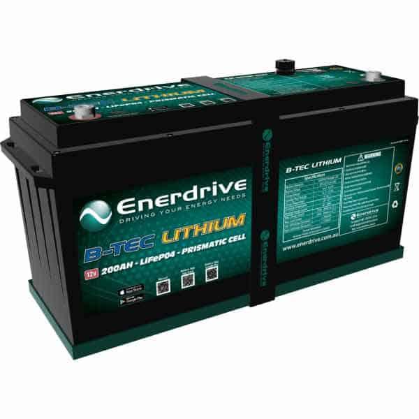 Enerdrive 200ah Battery