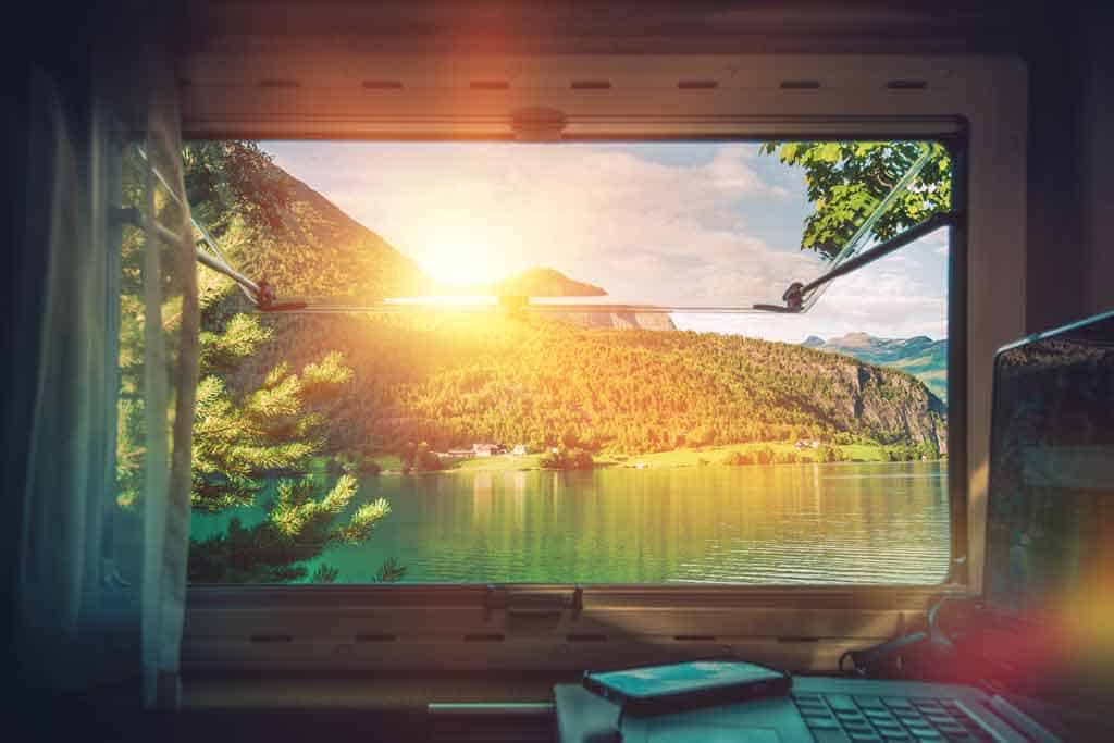 Campervan Inverter Views