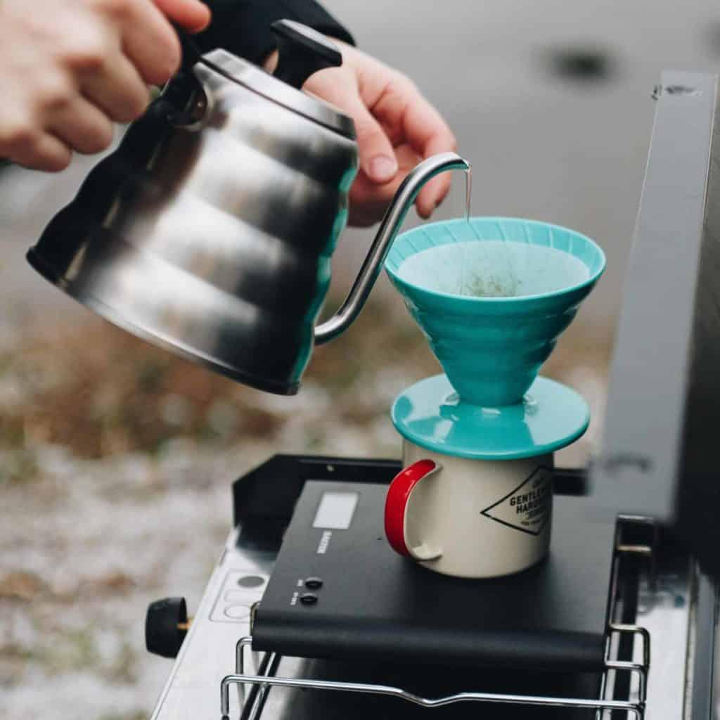 campervan coffee maker