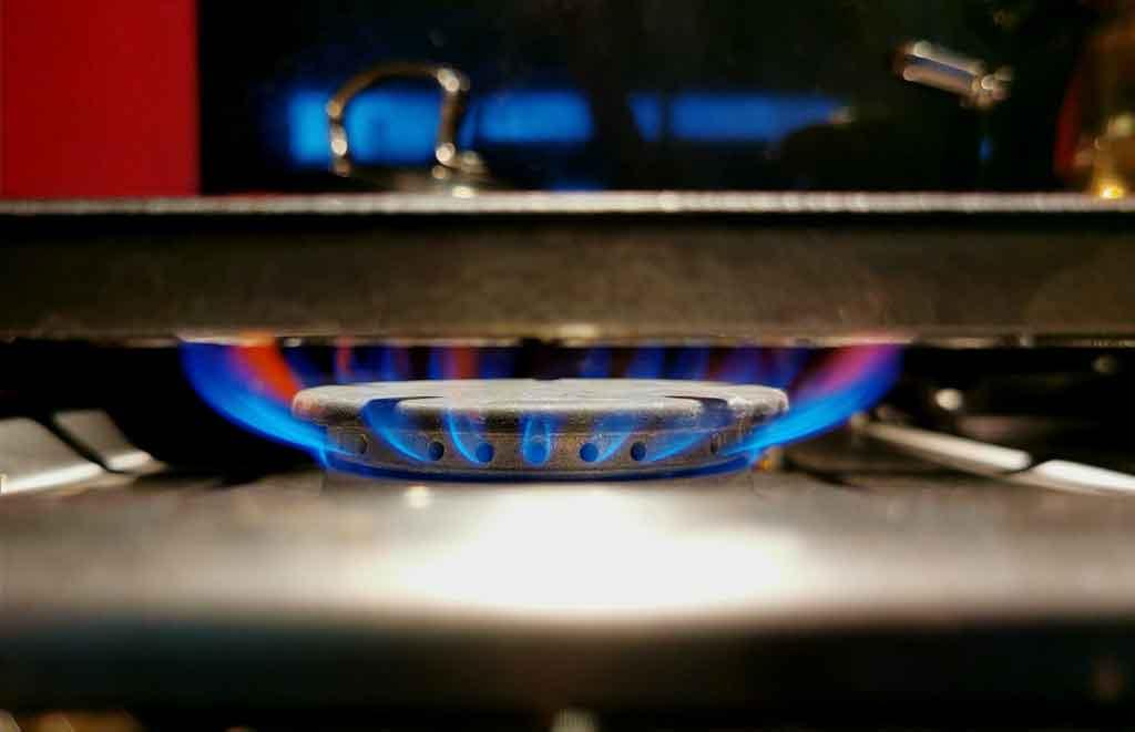 campervan gas stove