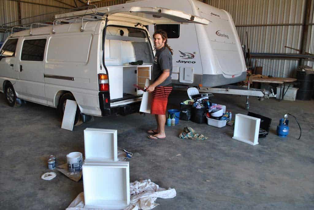 DIY Van