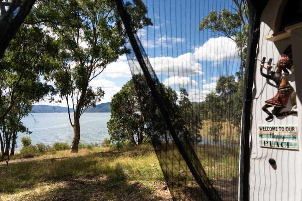 Blowering Dam Views