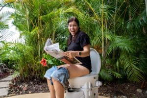 Natures Head Composting Toilet Review