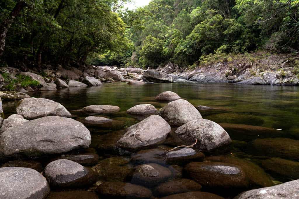 Mossman Gorge River