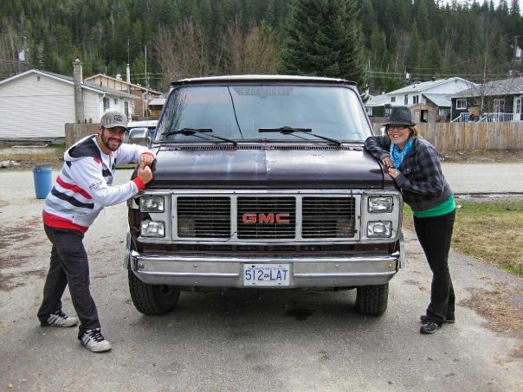 Us First Van
