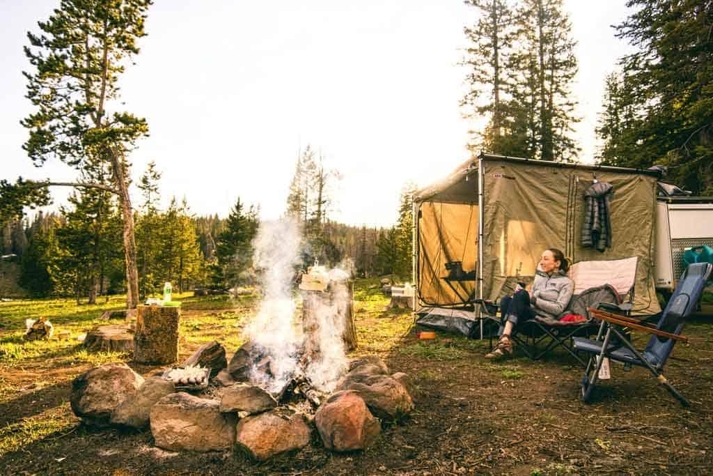 Camper Van Chairs