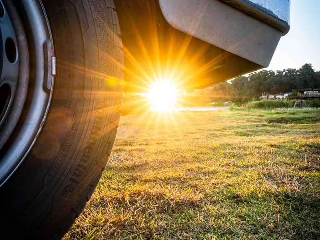 Continental ContiVanContact 100 Tyres Sunburst