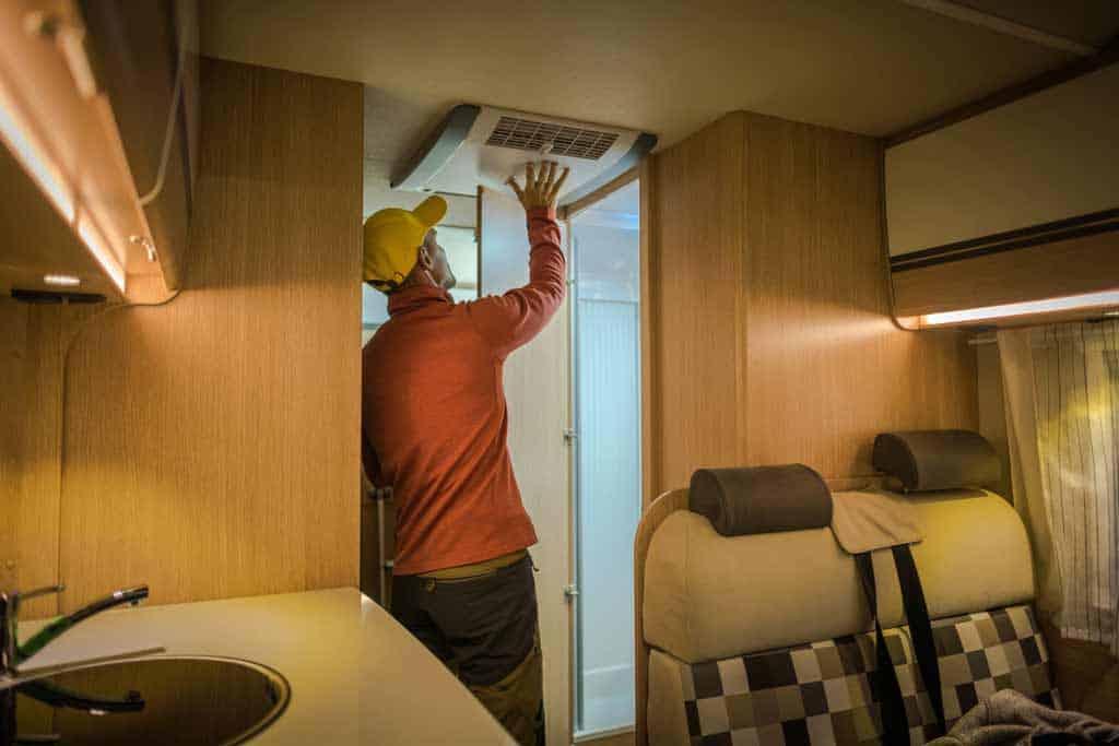 Camper Van RV Air Conditioners