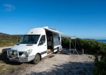 The 5 BEST Campervan Awnings (2021 Buyers Guide)