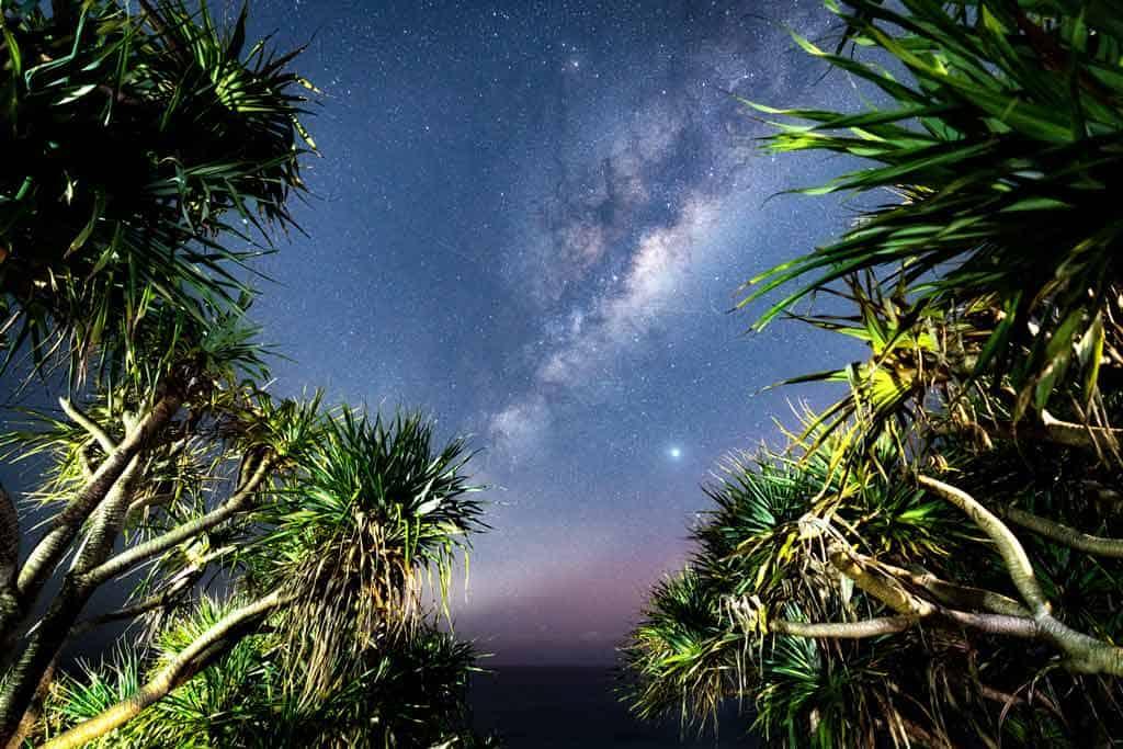 Gold Coast Milky Way