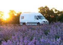 Van Life Australia Monthly Budget Report – January 2021