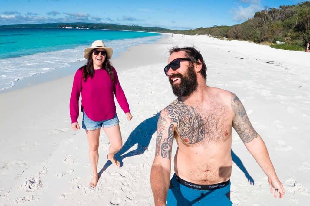 Van Life Videos Episode 2 Jervis Bay Australia Vlog
