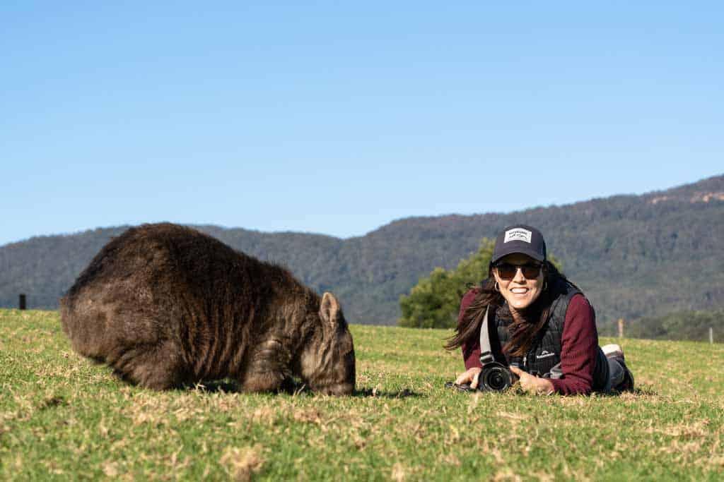 Alesha and Wombat