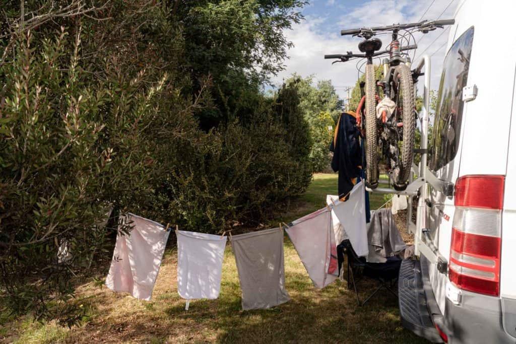 Campervan Washing Machines
