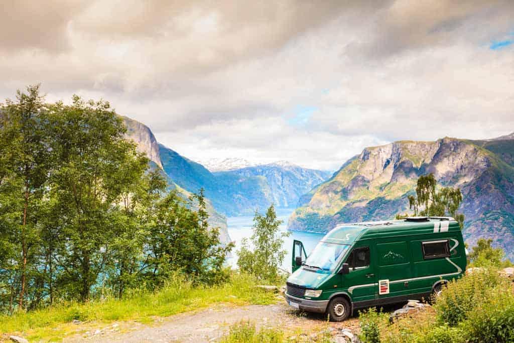 Off Grid Motorhome Norway