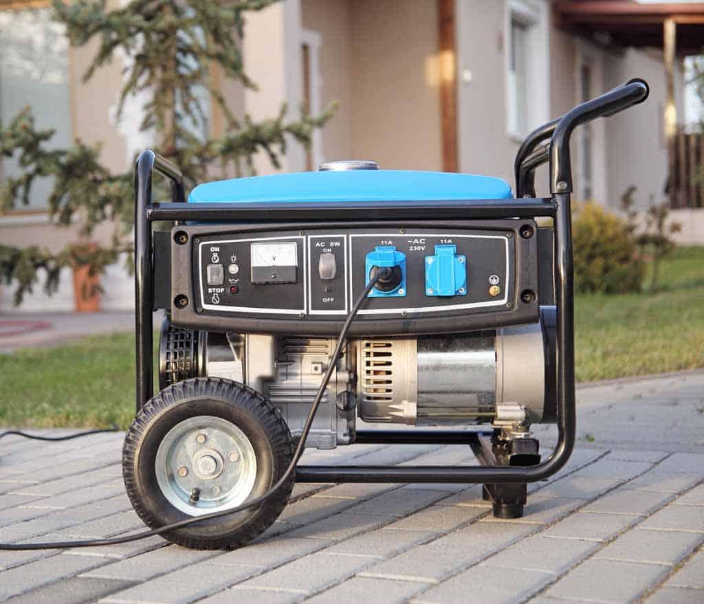 Portability Generator Plugged In