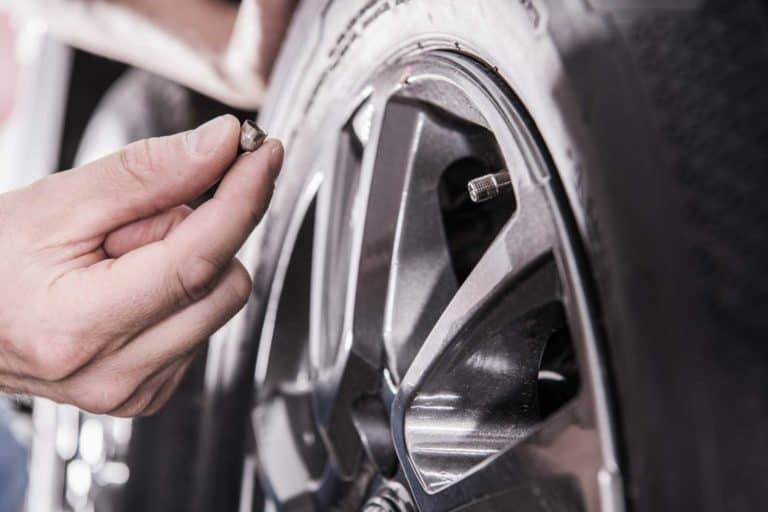 Tire Pressure Monitoring System for RVs
